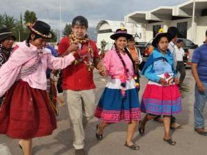 Lanzan carnaval de comparsas rurales Hatun Tupanakuy 2014