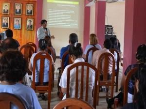 Elaboran Plan de Gestión Ambiental de Residuos Sólidos en Satipo
