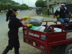 Actualizarán plan de residuos sólidos en los diferentes distritos de Satipo
