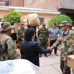 Devida invierte un millón 800 mil soles en equipamiento contra el narcotráfico