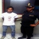 Detienen a requisitoriado por narcotráfico