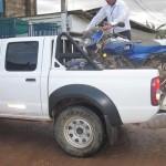 Internan en penal de Puerto Maldonado a ladrón de motocicleta