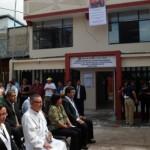 Queman expedientes judiciales en Tingo María
