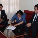 Poder Judicial firma contrato con diario Jornada de Ayacucho