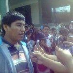 Periodista denuncia acción arbitraria de juez y policías en Satipo