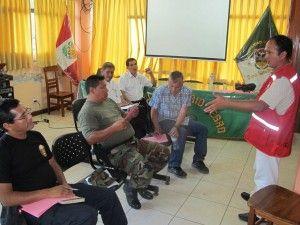 Preparan perfil técnico para la construcción de Complejo Policial en Satipo
