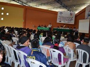 DAS promueve participación ciudadana en estudiantes de Satipo