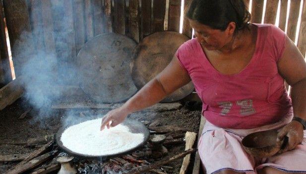 22 genial cocinar con le a im genes el fogon aun se usa - Cual es la mejor lena para chimenea ...