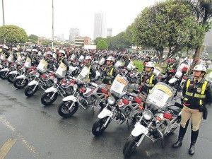 ¿Sólo cantidad de policías?