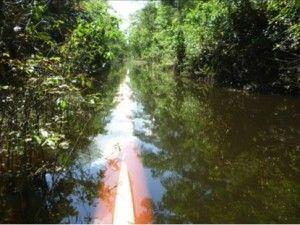 Culminarán labores de limpieza por derrame de Oleoducto Norperuano