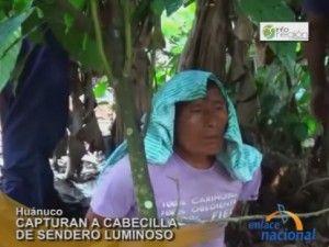 Detienen a terrorista en caserío del Monzón (vídeo)