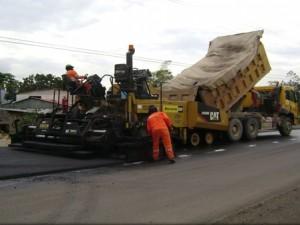 Inician asfaltado de carretera Satipo- Mazamari- Pangoa y Puerto Ocopa