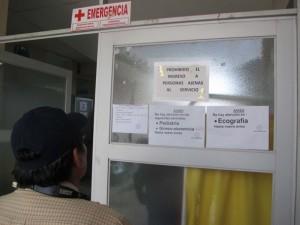 Pacientes del Hospital de Satipo denuncian falta de atención médica