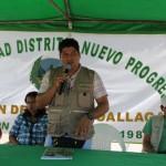Alcalde de Nuevo Progreso pide mayor articulación con Tocache - INFOREGION