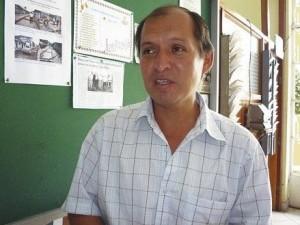 Víctor Pajuelo es el virtual alcalde de Monzón