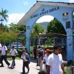 Entregan terreno para construcción de I.E. Gómez Arias Dávila en Tingo María