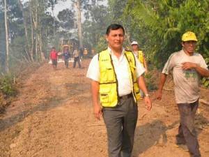 Piden prisión para prófugo alcalde Loiber Rocha