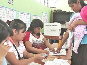 JNE apertura más oportunidades para la participación de mujeres en política