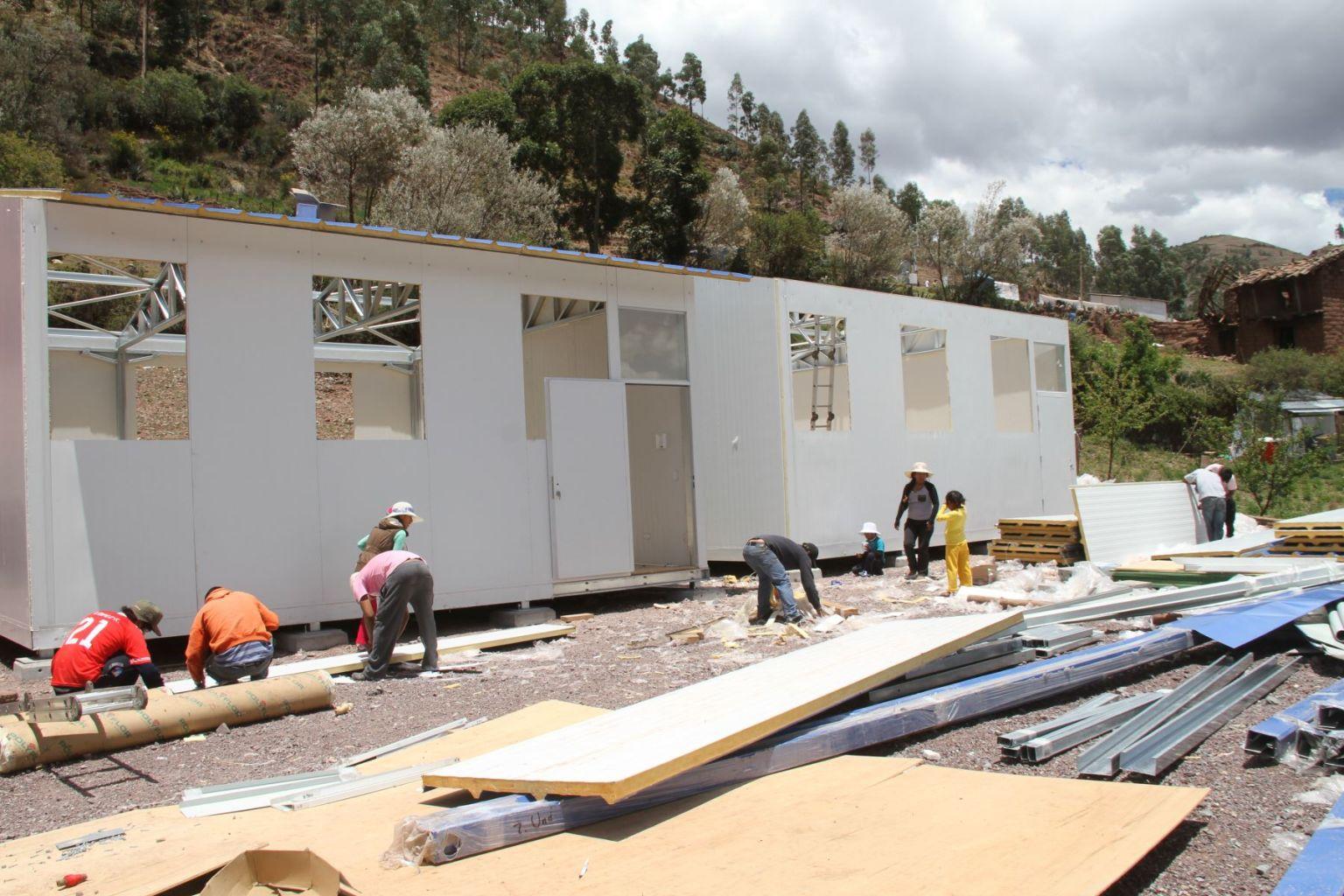 Envían ayuda a damnificados de Bellavista, Picota, San Martín y ...
