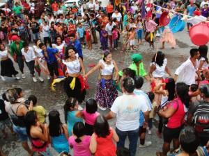 Ciudades de nuestra Amazonía festejan el carnaval