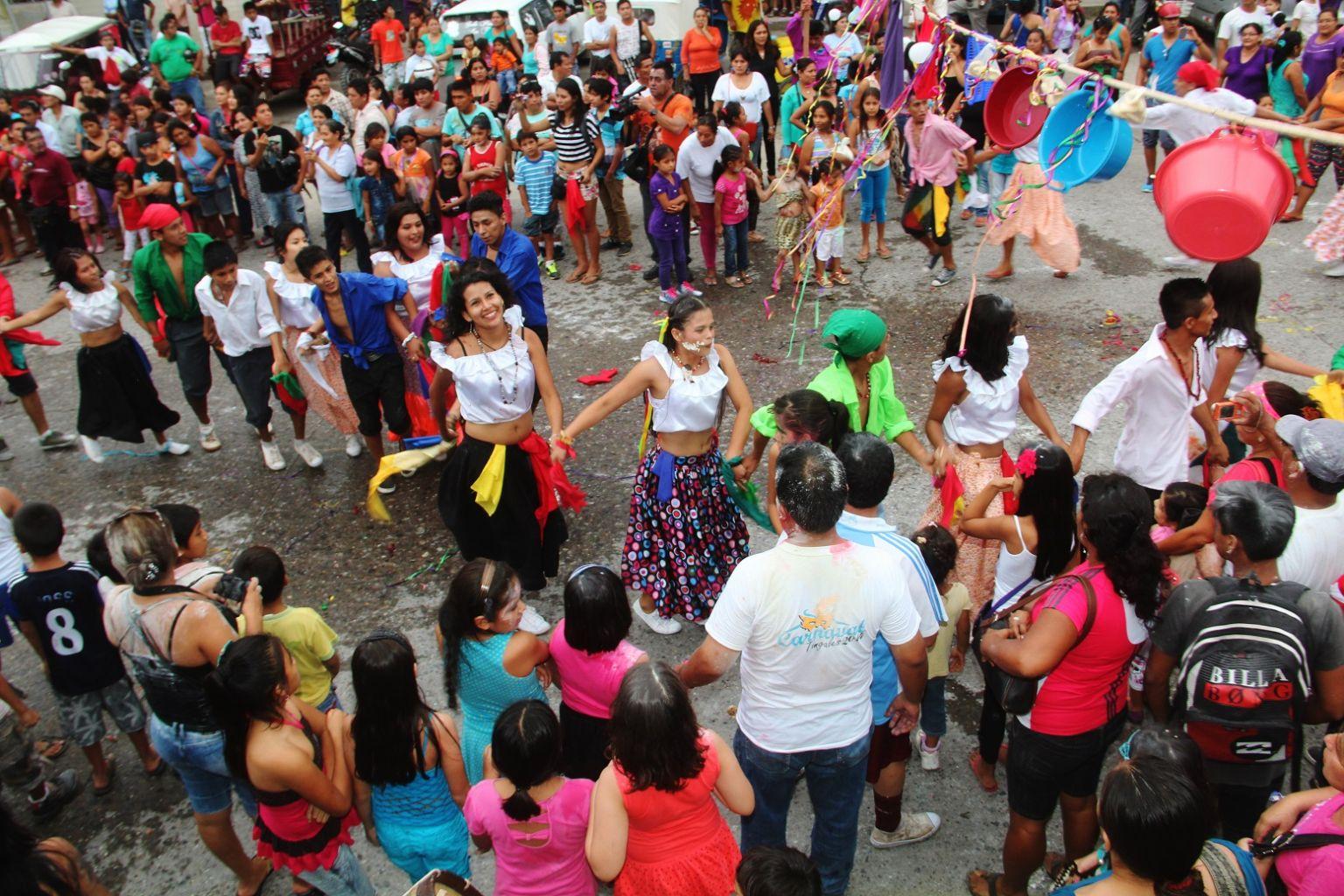 Concurso de carnaval la mana 2015 ecuador - 4 2