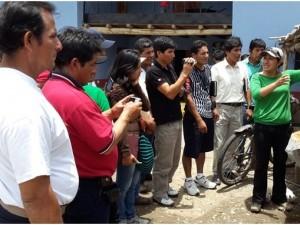 Autoridades de Satipo participan en pasantía de emprendimientos económicos