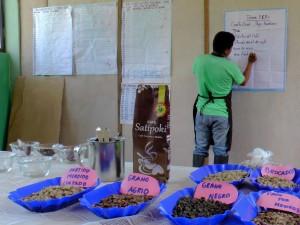 Productores en Satipo aprenden a mejorar calidad de café