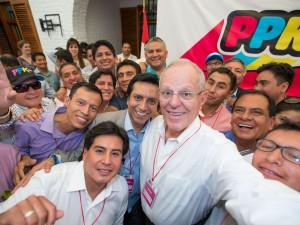 """PPK: """"Acepto ser precandidato. Sería un honor servir a mi Perú"""""""