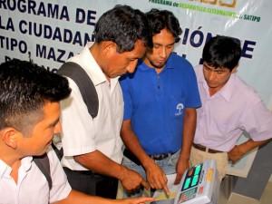 Fortalecen pequeñas asociaciones de agricultores de Satipo