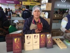 El chocolate de Satipo que endulzó Mistura (VIDEO)