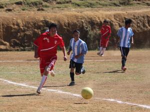 Equipos de la Copa Pillao entraron a los cuartos de final