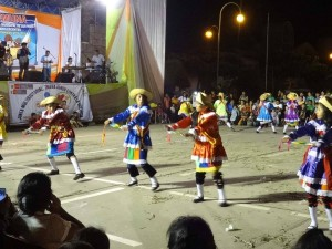El Día de la Juventud también se celebró en el Vraem