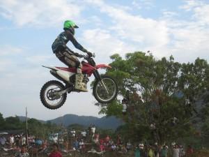Así fue el motocross de Aucayacu