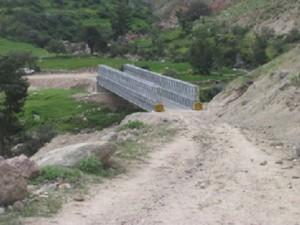 Contraloría detecta irregularidades en construcción de puentes de Ayacucho y San Martín