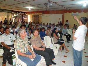 Evalúan inversión del Estado en el Alto Huallaga