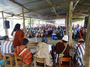 Debaten soluciones para problema limítrofe de Pichari y Río Tambo en el Vraem