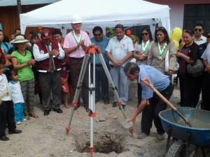 Alcalde de Leoncio Prado anunciará paquete de obras para Tingo María