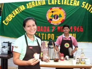 Organizaciones productoras de café de Satipo participan en la Expo Café
