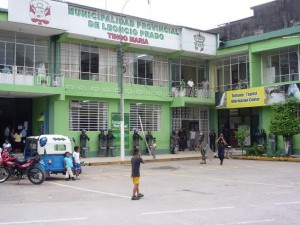 Cambian a funcionarios en la comuna de Leoncio Prado