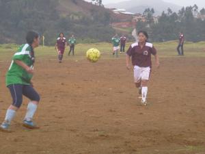 Fútbol femenino define pase a cuartos de final en Copa Pillao