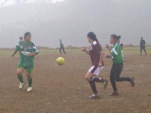 Copa Pillao ya tiene equipos de damas en cuartos de final