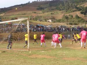 Fútbol de Pillao ingresa a etapas finales