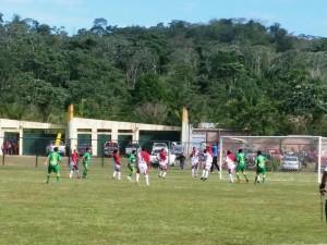 Equipo de fútbol del Vraem se acerca a la primera división