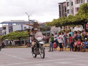 Frente Policial Huallaga armó la fiesta en Tingo María