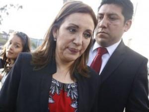 Es inaceptable destitución de Julia Príncipe de Procuraduría de Lavado de Activos