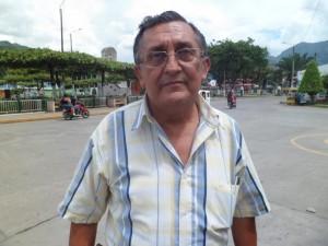 Gerente municipal asegura que mejorará situación de comuna de Leoncio Prado