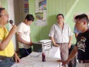 Cambian a Gerente Municipal de comuna de Leoncio Prado