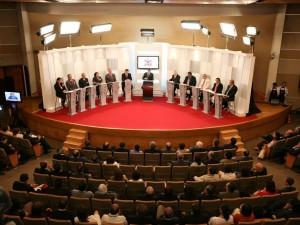 JNE organiza debate presidencial para el 3 de abril
