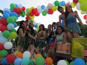 Con éxito culminó VI Festival del Carnaval Aguaytiano