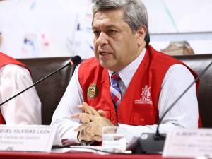 JNE deriva informe a Fiscalía sobre denuncias de plagio por parte de Acuña